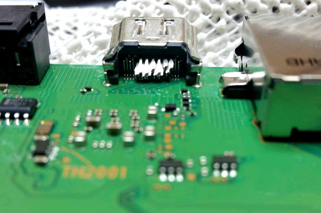 PS4 HDMI Port Replacement – Jungle Repair